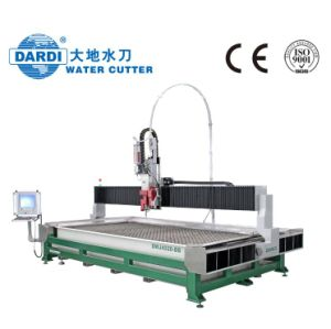 5-Axis Metal Cutting Machine Water Jet CNC Cutting Machine, pictures & photos