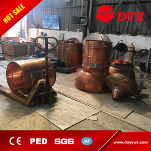 2500L Steam Heated Pot Still Distillation Unit Equipment for Brandy pictures & photos