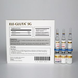 Advanced Glutathione Injection 1500mg for Quickly Skin Whitening pictures & photos