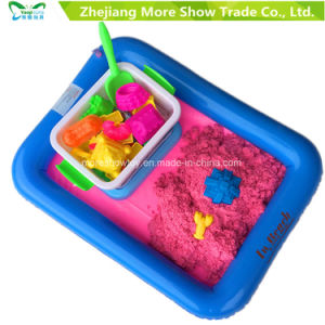 Kids Educational Magic Motion Moving Crazy Play Sand Toys Set pictures & photos
