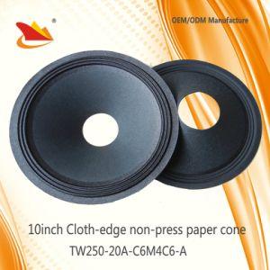 Professional Speaker Parts 10inch Papar Cone - Speaker Cone pictures & photos