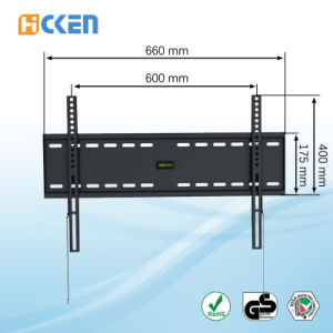 """2016 Vertically TV Mount, TV Wall Mount Bracket for 37""""-70"""" pictures & photos"""