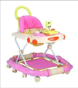 High Quality Foldable Baby Walker with Music and Lights (CA-BW204) pictures & photos