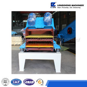 The Sand Dewatering Machine with Two Layers of Screen pictures & photos
