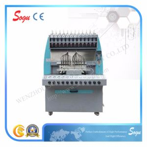 12 Colors Dispensing Machine for Silicone Rubber, PVC Products pictures & photos