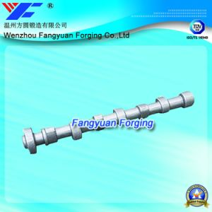 High Quality Hot Forged Camshaft for Aero-Engine pictures & photos