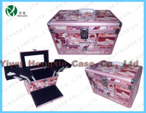 Beauty Cosmetic Aluminum Makeup Case pictures & photos