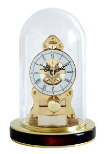 Quartz Skeleton Clock (T507)