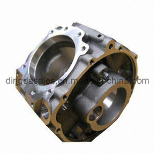 Steel and Iron Sand Casting and Machining Auto Parts