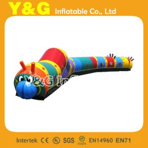 Humanlike Worm Inflatable Tunnels (GU006)