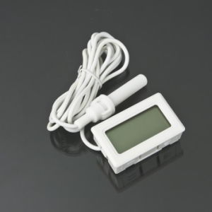 Digital Thermometer Hygrometer LCD Display Temperature Humidity Meter