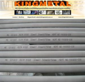 A790 Duplex 2205/2205D Welded Alloy Tube and Pipe pictures & photos