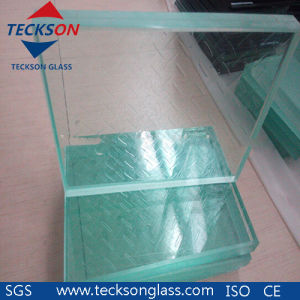 8.38mm Low-E Laminated Float Glass with CE&ISO9001 pictures & photos
