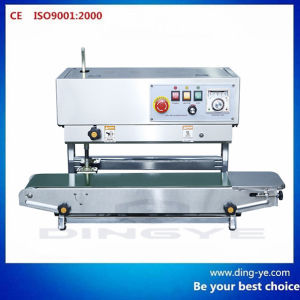 Continuous Film Sealing Machine for Bag Fr-900V pictures & photos