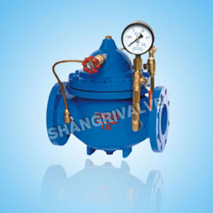 Water Series Slow-Closure Check Valve (Type: SR300X)