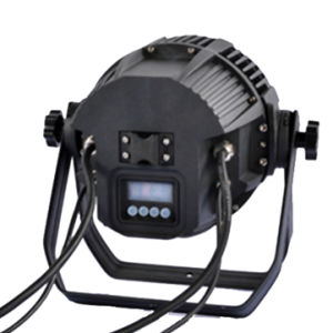 Waterproof 54 *3W Full Color LED PAR Lighting for Outdoor (HL-034) pictures & photos