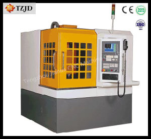 High Precision Table Moving Metal Mould CNC Router pictures & photos