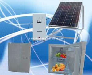 Solar Semi-Conductor Type Refrigerator (HT-BT22L)