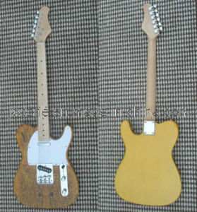 Birdeye Veneer Body Top Quality Tele Electric Guitar pictures & photos