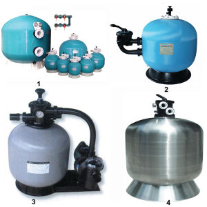 2017 Hot Sale Swimming Pool Sand Filter pictures & photos