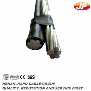 4*25 ASTM Standard Service Drop Cable Duplex ABC Cable pictures & photos