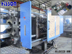 Servo Motor Injection Molding Machine 528t Hi-Sv528 pictures & photos