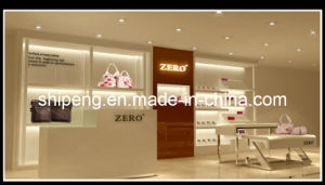 Leatherware Shopfitting, Retail Shop Decoration, Handbag Retail Shop