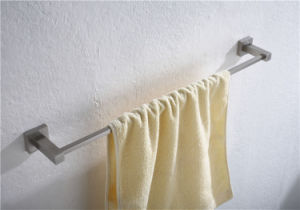 Fashion Bathroom Accessories Stainless Steel Single Towel Bar (2608) pictures & photos