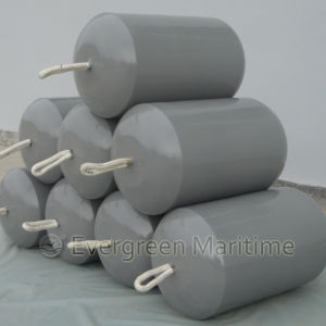Small Shipboard Polyurethane Foam Filled Marine Fender pictures & photos