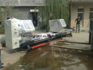 Aluminum Window Machine (Aluminum Double Miter Cutting Machine) (LJJZ-500*4200) pictures & photos