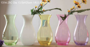 Glass Vase (1314) pictures & photos