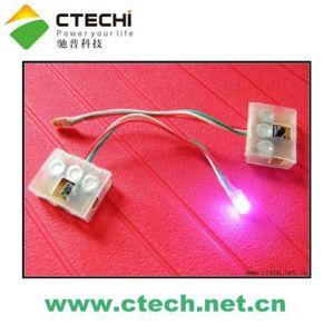 Children′s Shoes LED Light (CT04-R-W)