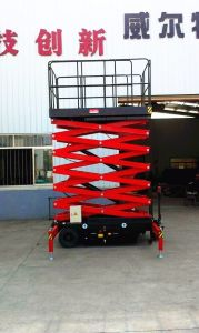 Non-Standard Self Propelled Scissor Lift for Working Height pictures & photos