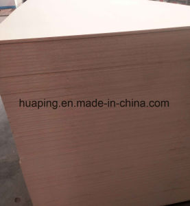 Raw MDF/Solid MDF/Plain MDF/Solil HDF/Plain HDF/Raw HDF pictures & photos