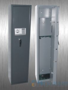 Electronic Gun Safe with Handle for Home and Office (MG-145EH5) pictures & photos