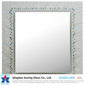 Art Decorative/Clear Silver Mirror/Aluminium Mirror with Low Price pictures & photos