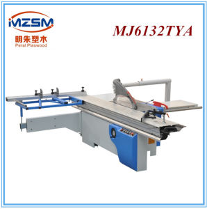 Mj6132tya Model Panel Saw Machine 220V/Single Phase/60Hz Sliding Table Panel Saw pictures & photos