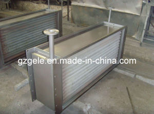 Air Heat Exchanger for Rubber Dring (GLII)