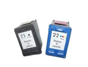 Compatible Ink Cartridges for HP21/22