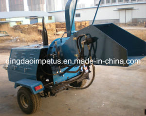 CE Approved 40HP Diesel Wood Chipper pictures & photos