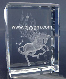 3D Laser Crystal (YYLA-051)