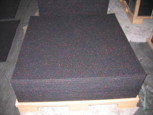 Rubber Gym Floor Mats pictures & photos