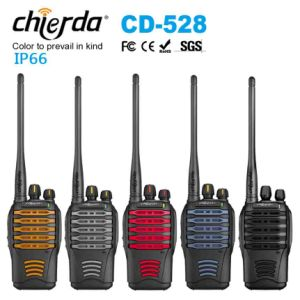 IP66 Waterproof& Dustproof Handheld Walkie Talkie (CD-528)