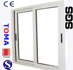 Double Glazing Thermal Break Aluminium Casement Window/Aluminium Windows pictures & photos