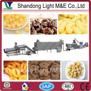 Corn Puffed Snack Extruder pictures & photos