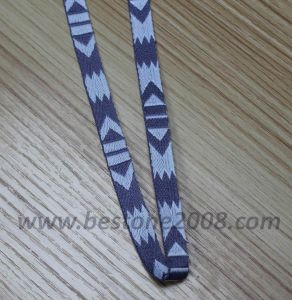 High Quality Polyester Jacquard Webbing for Bag Accessories #1312-13 pictures & photos