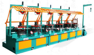 High Speed Pulley-Type Wire Drawing Machine (LWX1-6/550)