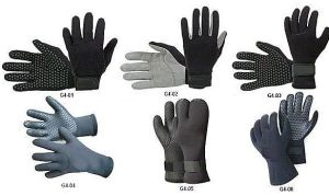 Neoprene Diving Fishing Gloves (QKG001) pictures & photos
