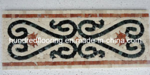 Marble Stone Mosaic Border (STP96) pictures & photos