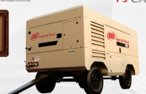 Ingersoll Rand/ Doosan Portable Screw Compressor, Compressor, Air Compressor (SHP825)